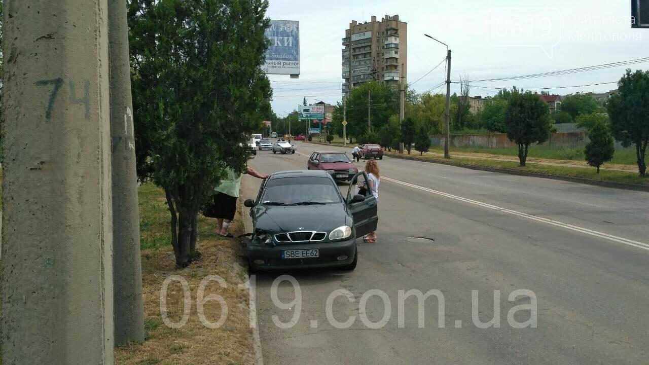 В Мелитополе произошло серьезное ДТП, - ФОТО, фото-3