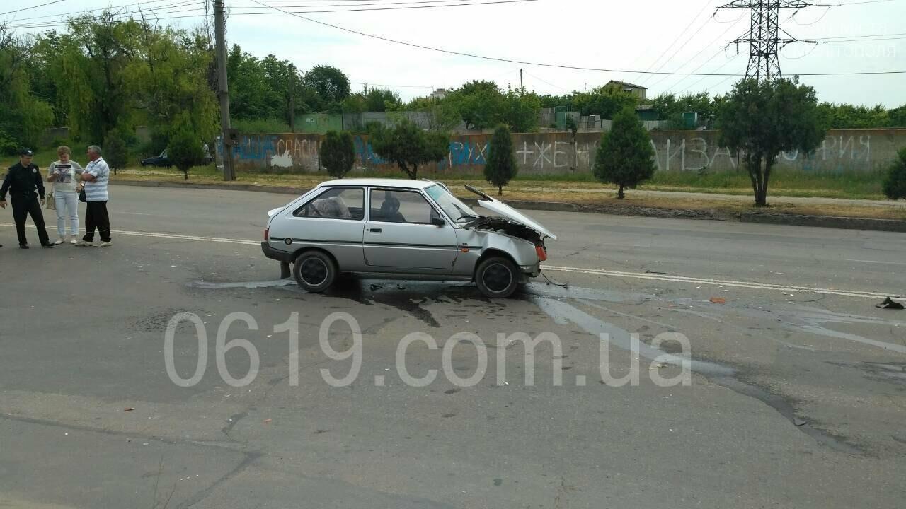 В Мелитополе произошло серьезное ДТП, - ФОТО, фото-4