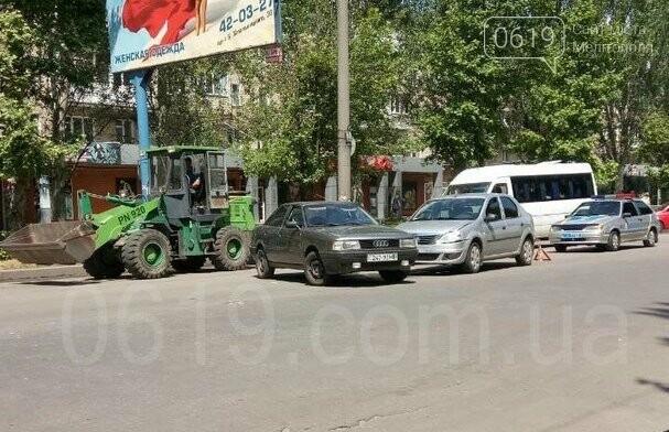 В Мелитополе столкнулись две иномарки, - ФОТО, фото-3