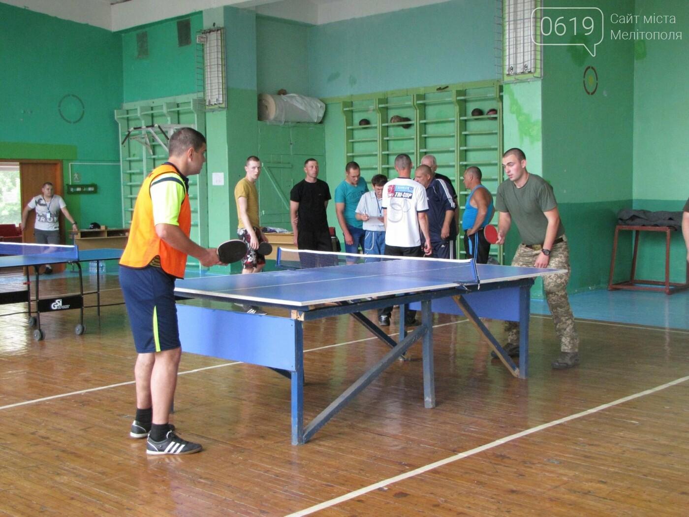 Несокрушимая воля к победе: в Мелитополе прошли соревнования для воинов АТО, фото-10