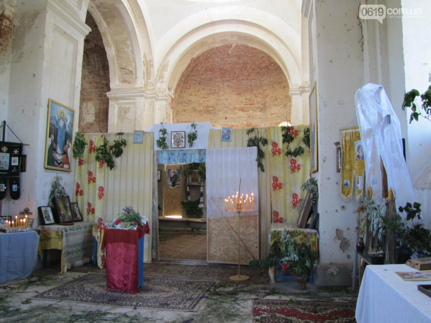 Жители Мелитопольщины отпраздновали Троицу, фото-27