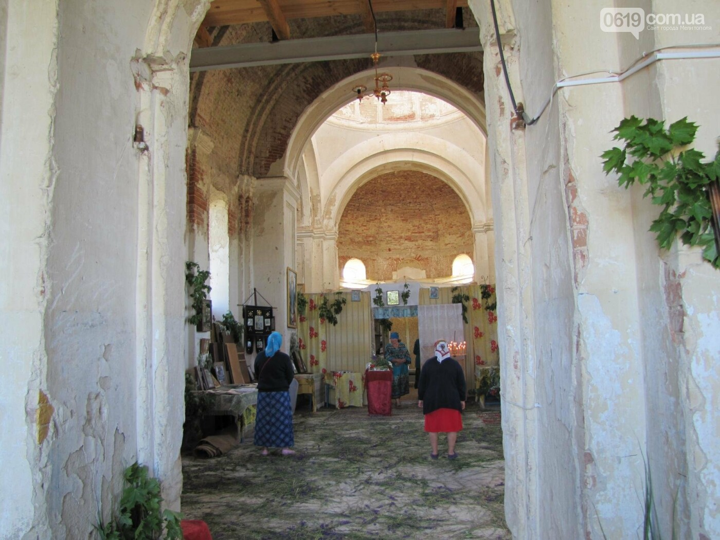 Жители Мелитопольщины отпраздновали Троицу, фото-30