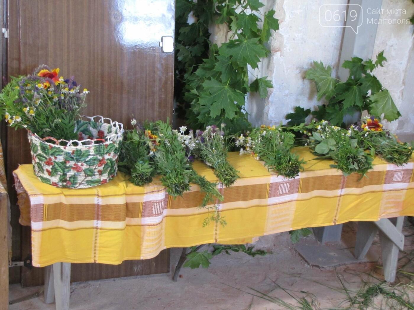 Жители Мелитопольщины отпраздновали Троицу, фото-31