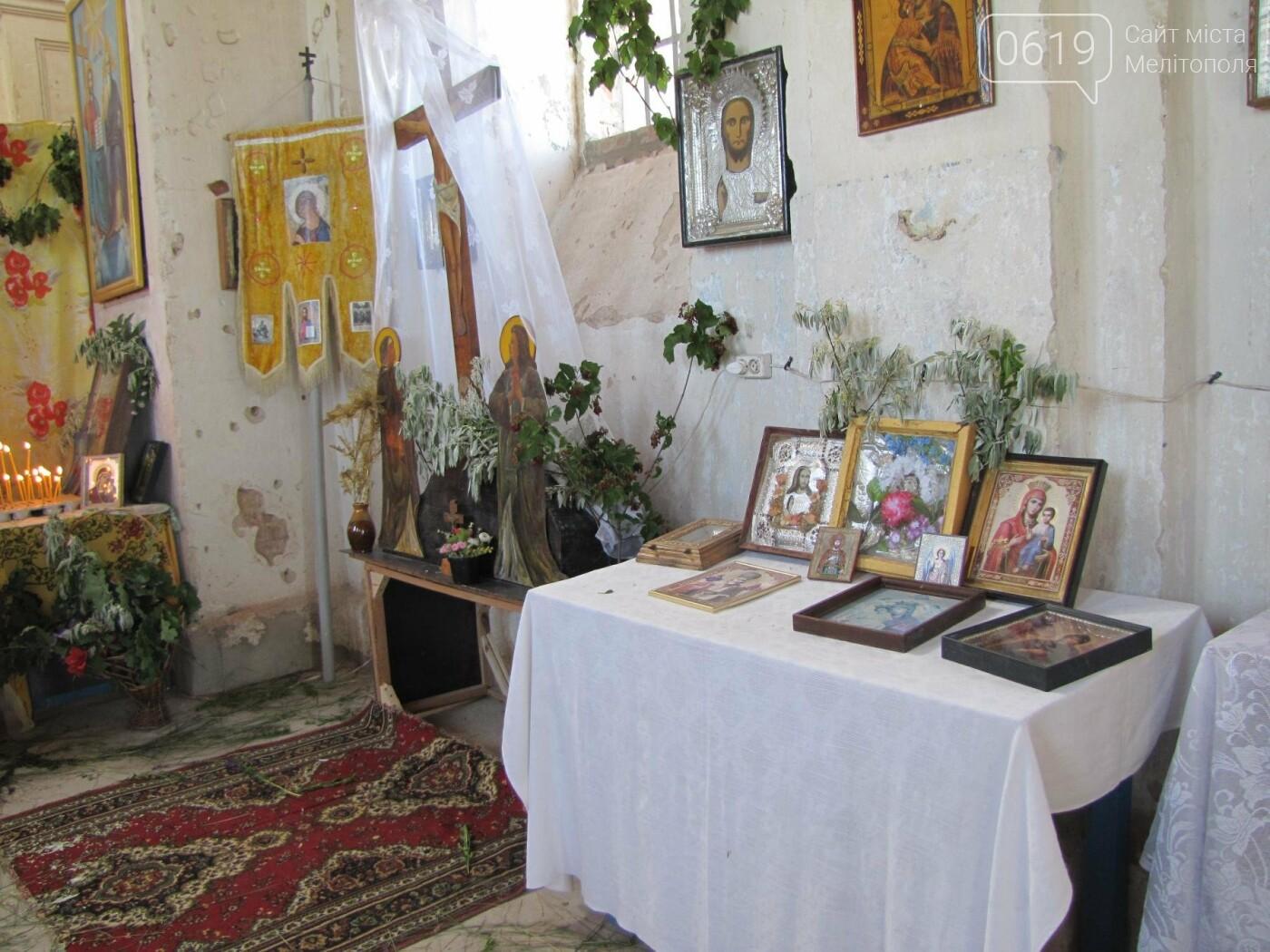 Жители Мелитопольщины отпраздновали Троицу, фото-32