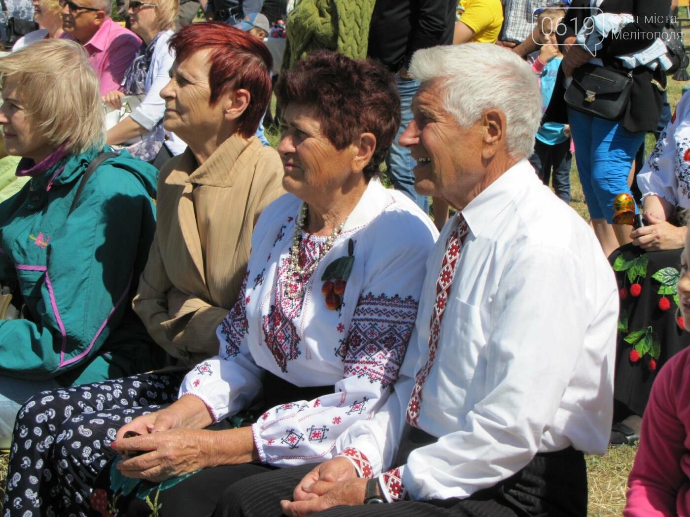 Жители Мелитопольщины отпраздновали Троицу, фото-28