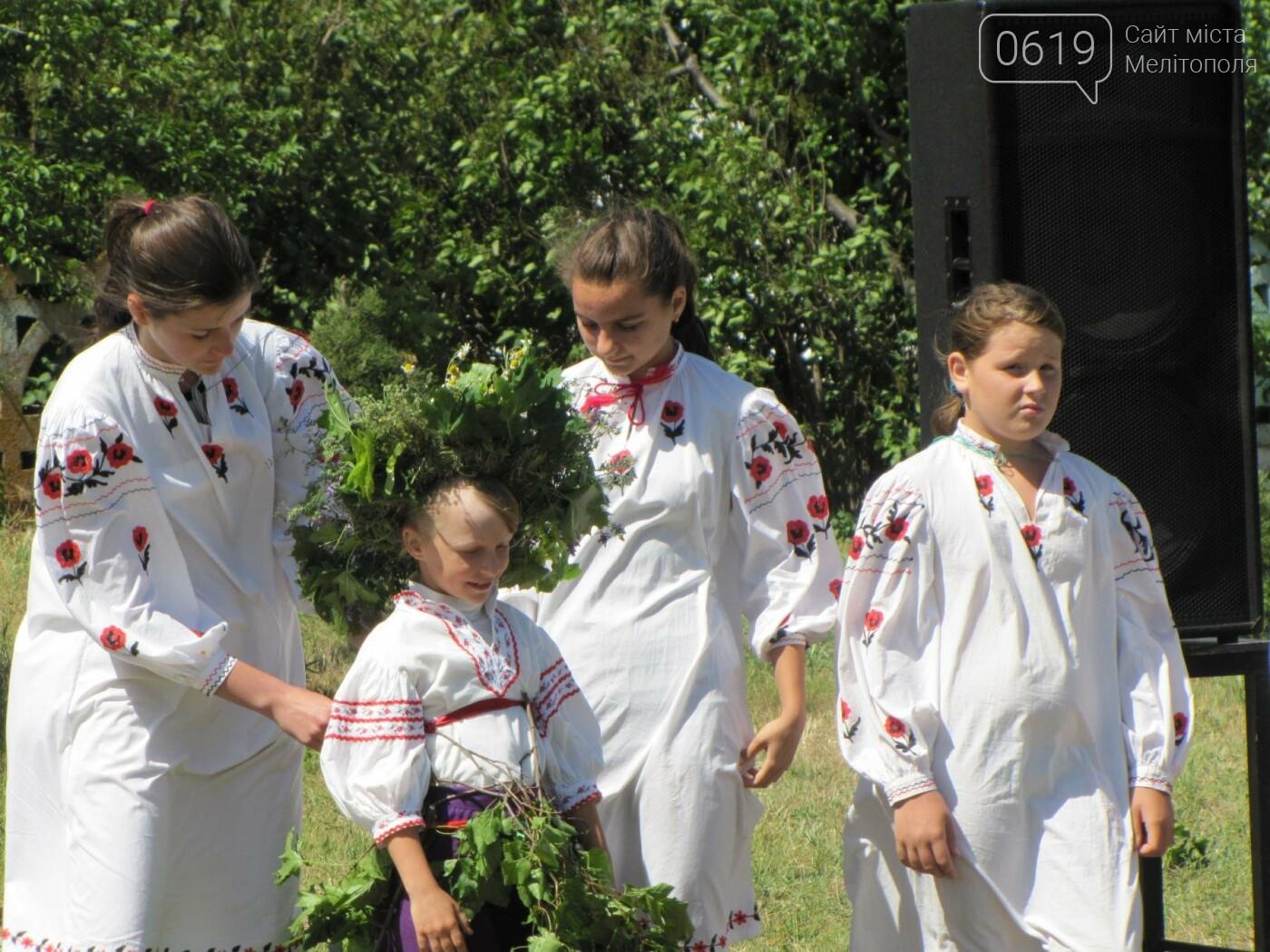 Жители Мелитопольщины отпраздновали Троицу, фото-3
