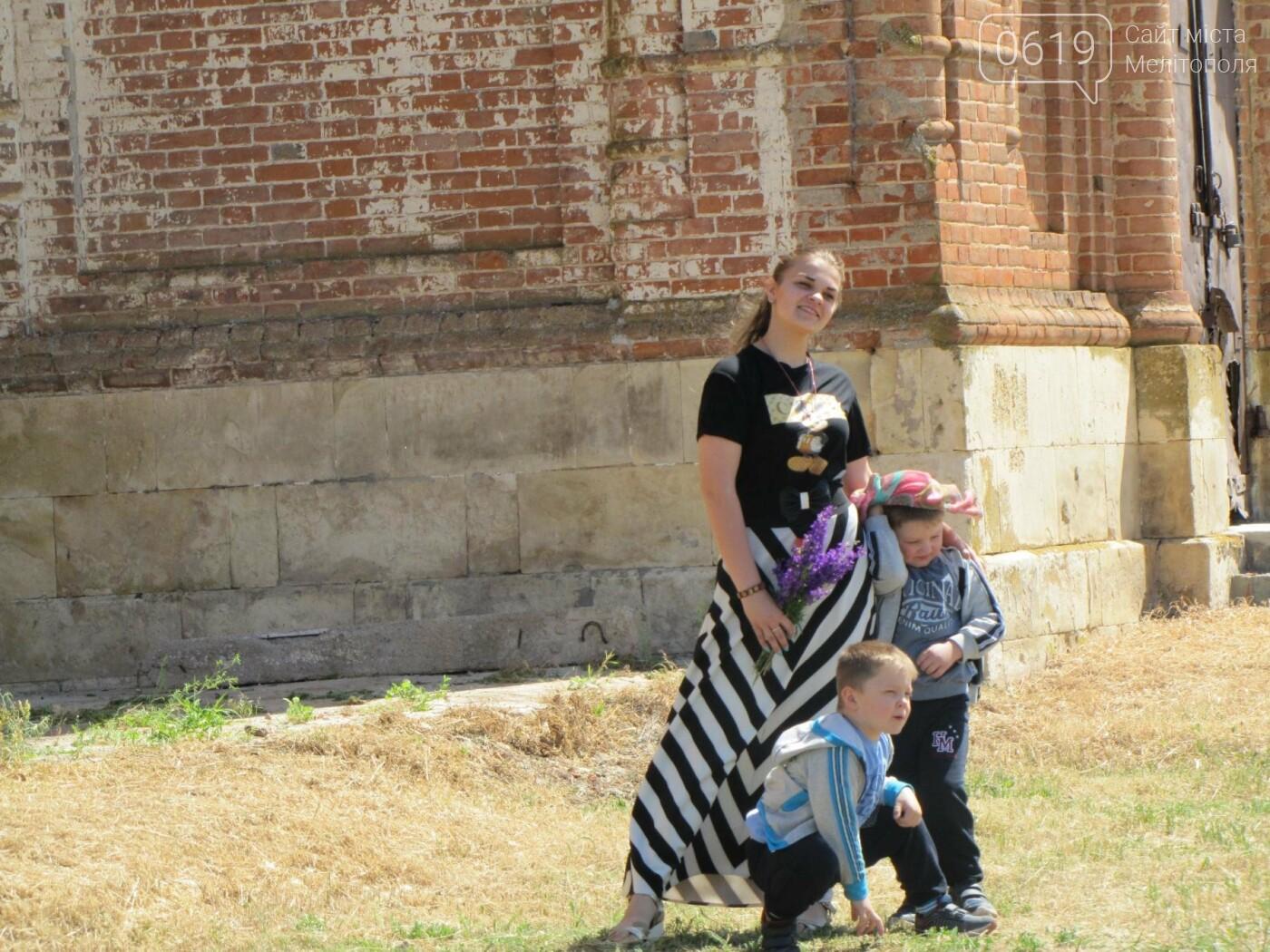 Жители Мелитопольщины отпраздновали Троицу, фото-10