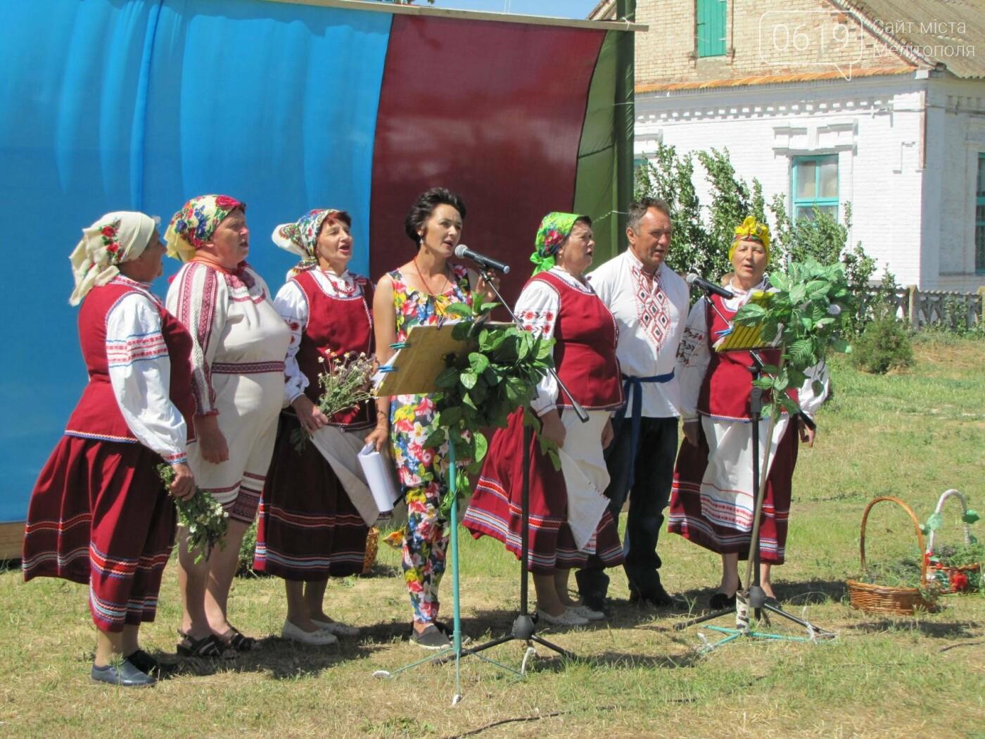 Жители Мелитопольщины отпраздновали Троицу, фото-25