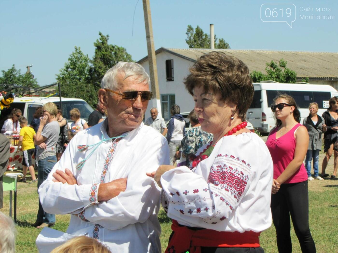 Жители Мелитопольщины отпраздновали Троицу, фото-14
