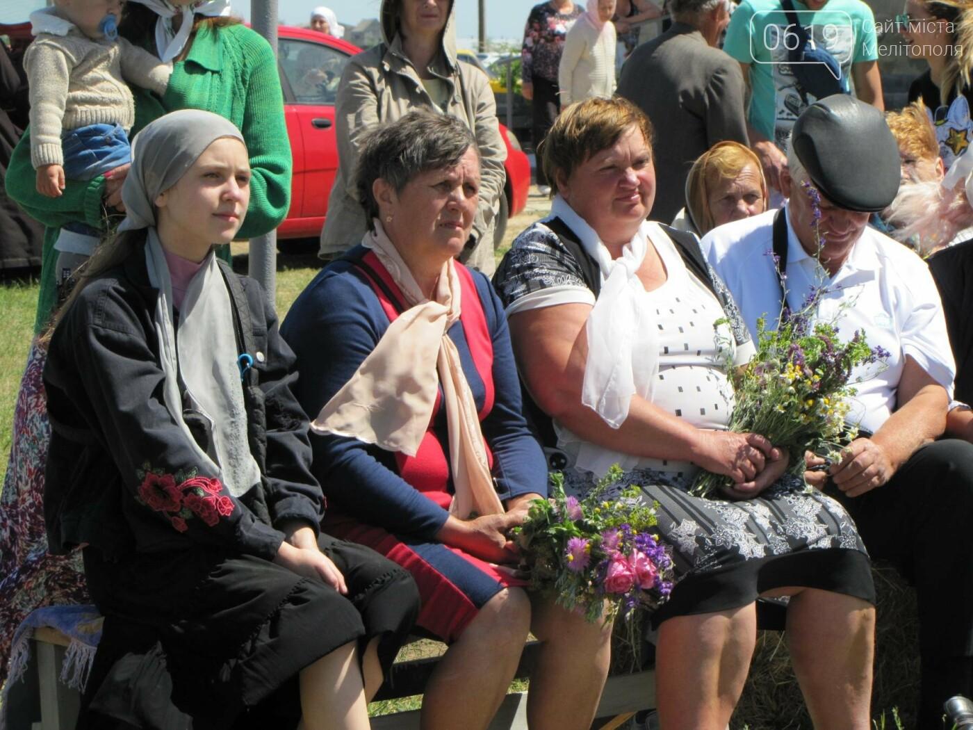 Жители Мелитопольщины отпраздновали Троицу, фото-22