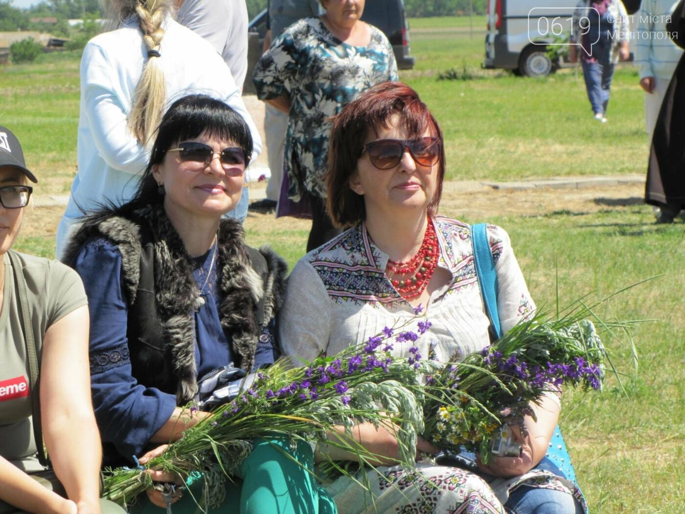 Жители Мелитопольщины отпраздновали Троицу, фото-24