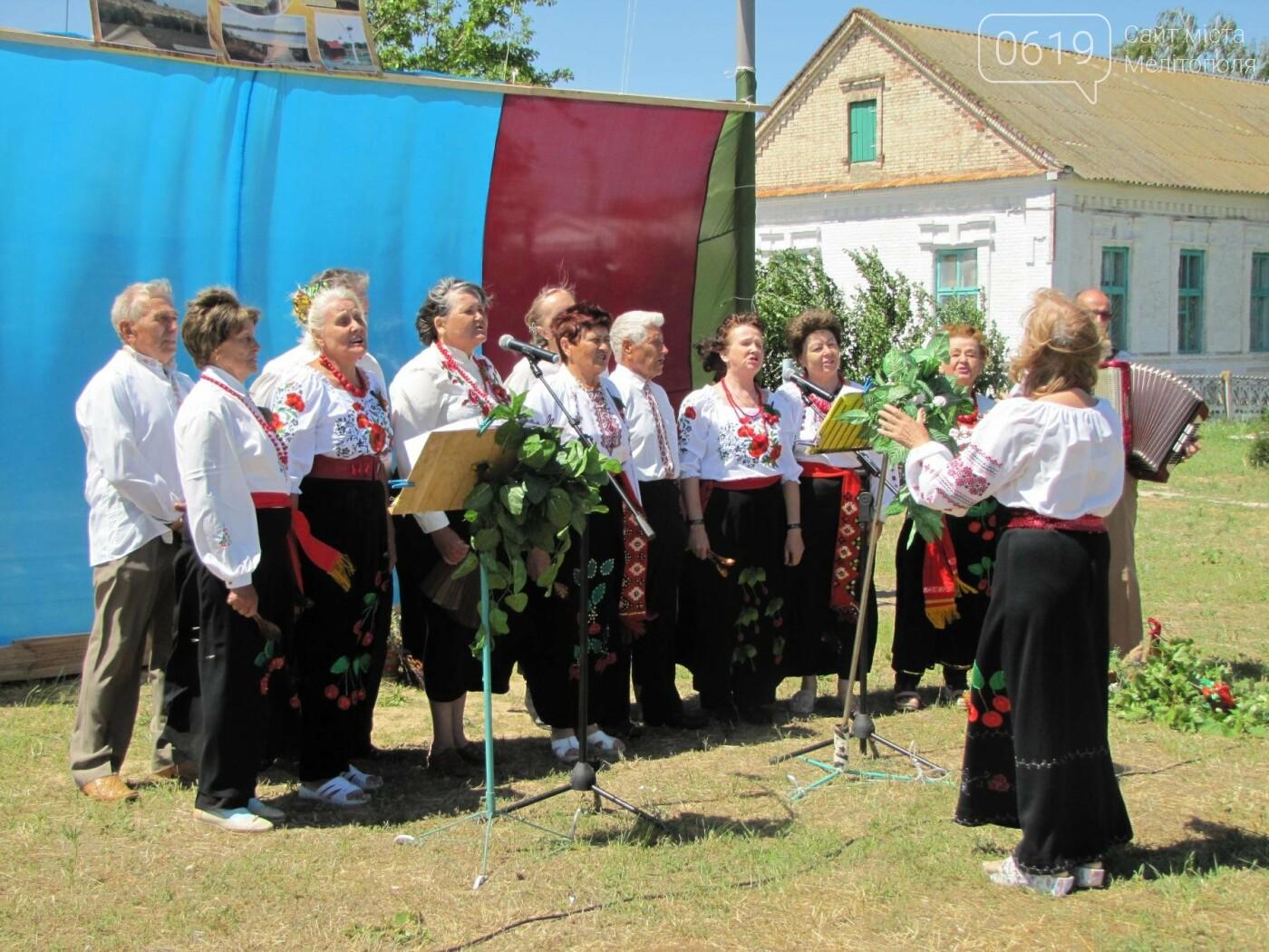 Жители Мелитопольщины отпраздновали Троицу, фото-20