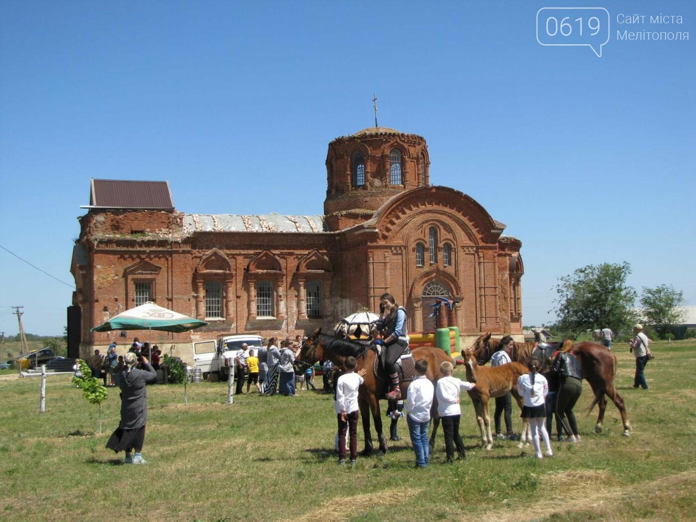 Жители Мелитопольщины отпраздновали Троицу, фото-26