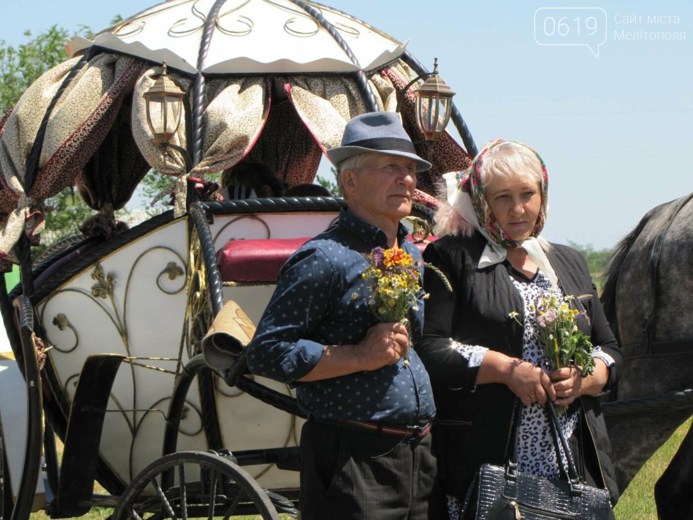 Жители Мелитопольщины отпраздновали Троицу, фото-21