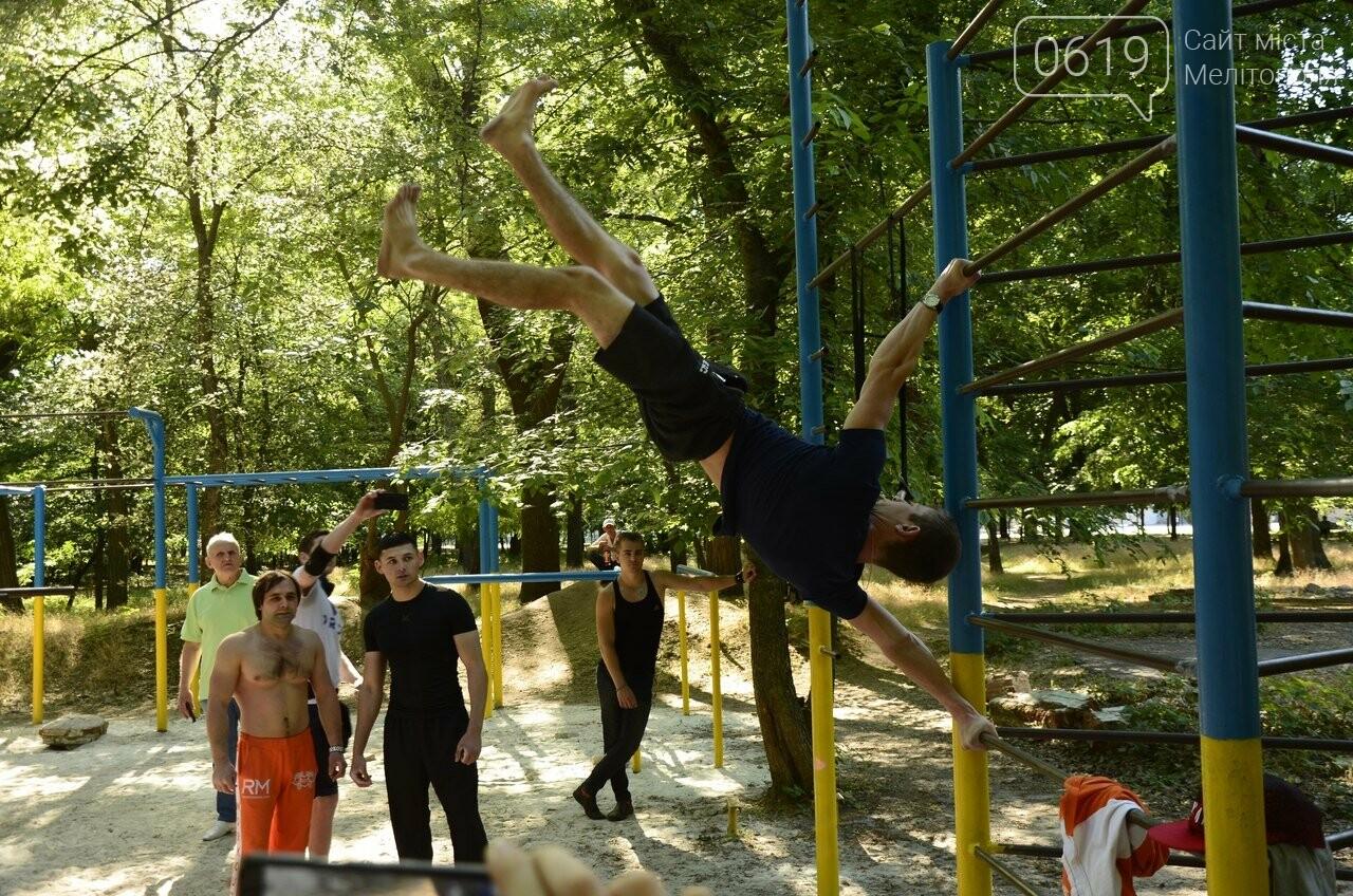 Мелитопольские воркаутеры открыли соревновательный сезон , фото-15, Фото Богдана Солонюка