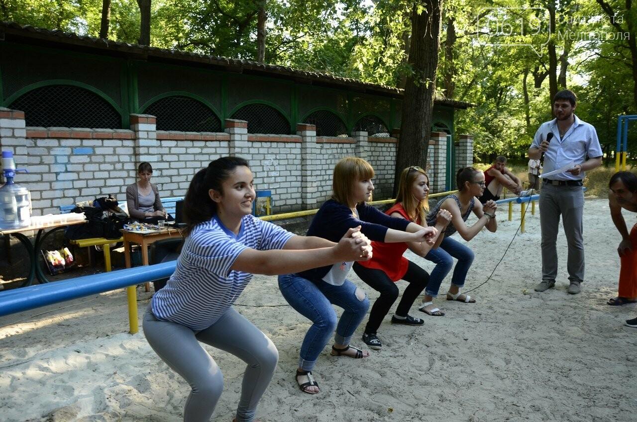 Мелитопольские воркаутеры открыли соревновательный сезон , фото-13, Фото Богдана Солонюка