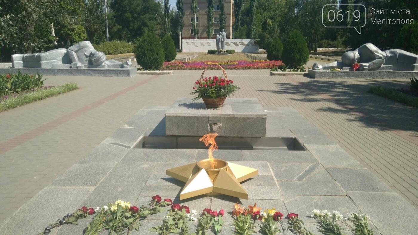 В Мелитополе почтили память жертв войны в Украине, фото-3