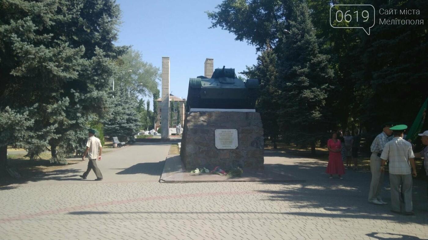В Мелитополе почтили память жертв войны в Украине, фото-2