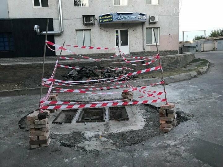 В Мелитополе отремонтируют еще одну ливневку , фото-2