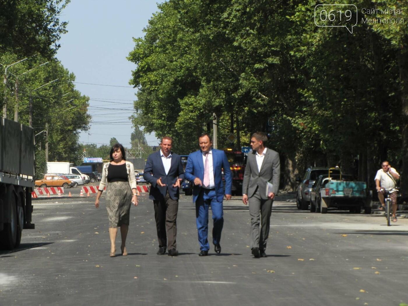 В Мелитополе отремонтируют проспект до Дня города , фото-1