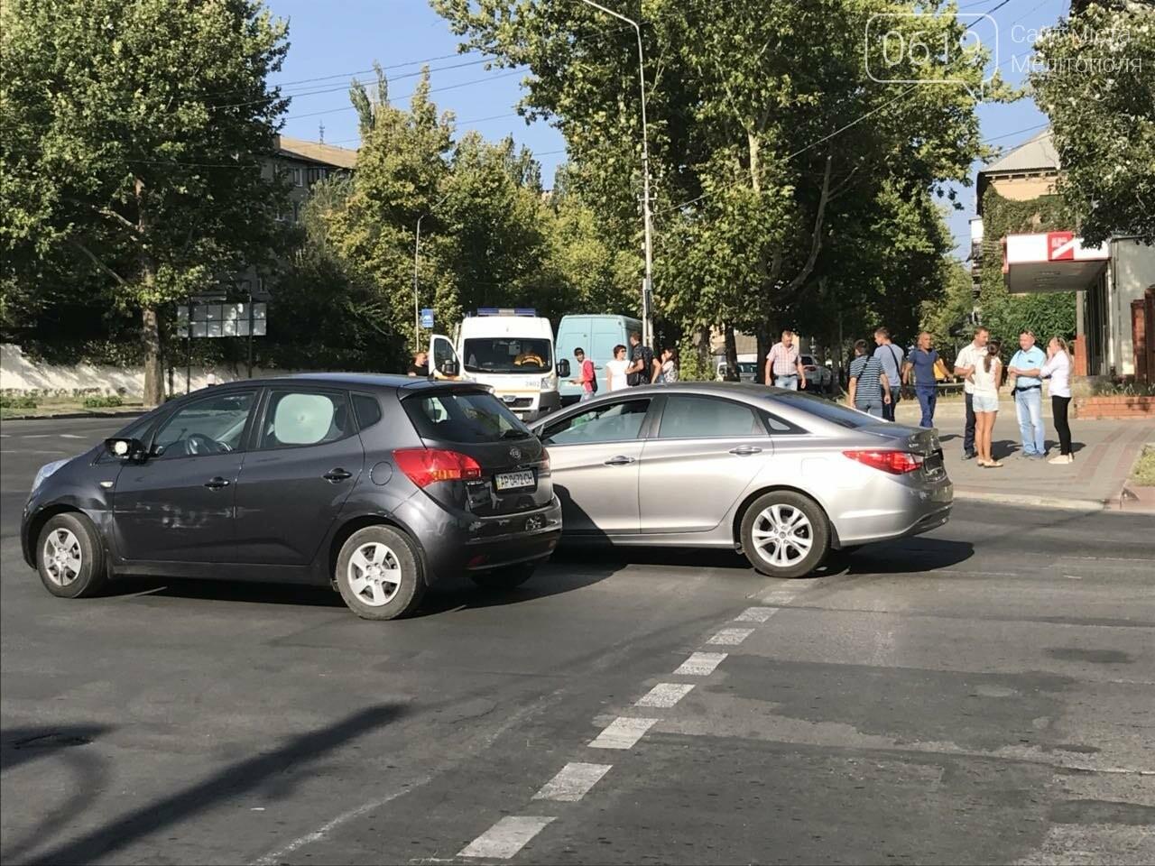 В Мелитополе на пешеходном переходе сбили девушку, - ФОТО, фото-3, Фото сайта 0619