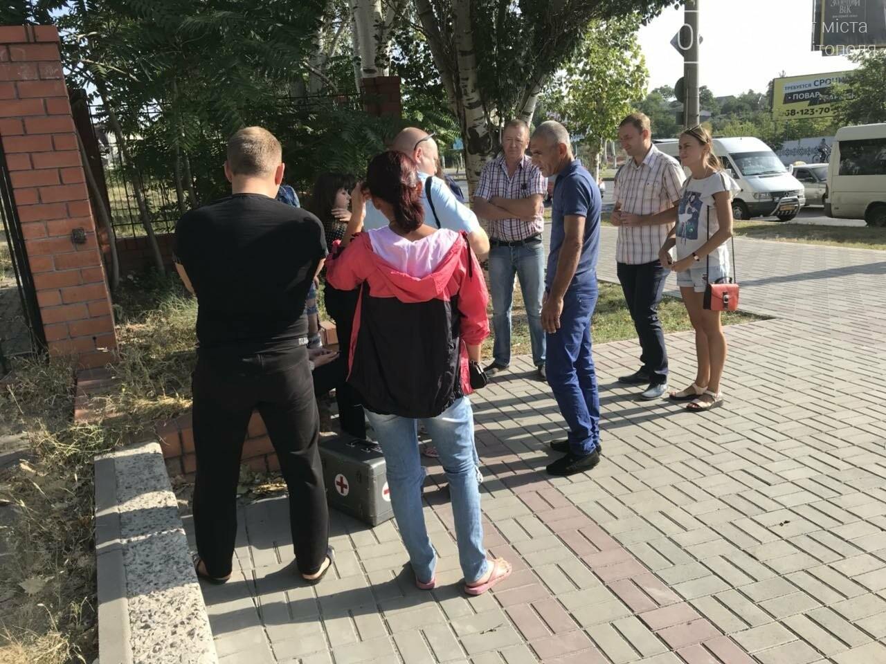 В Мелитополе на пешеходном переходе сбили девушку, - ФОТО, фото-6, Фото сайта 0619
