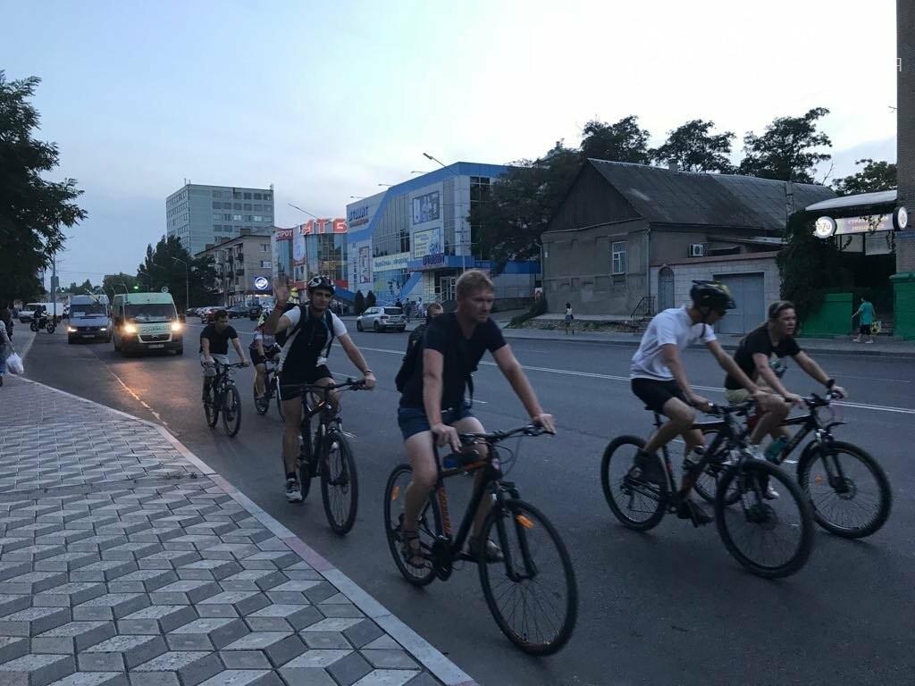 В Мелитополе состоялся необычный велопробег, фото-3