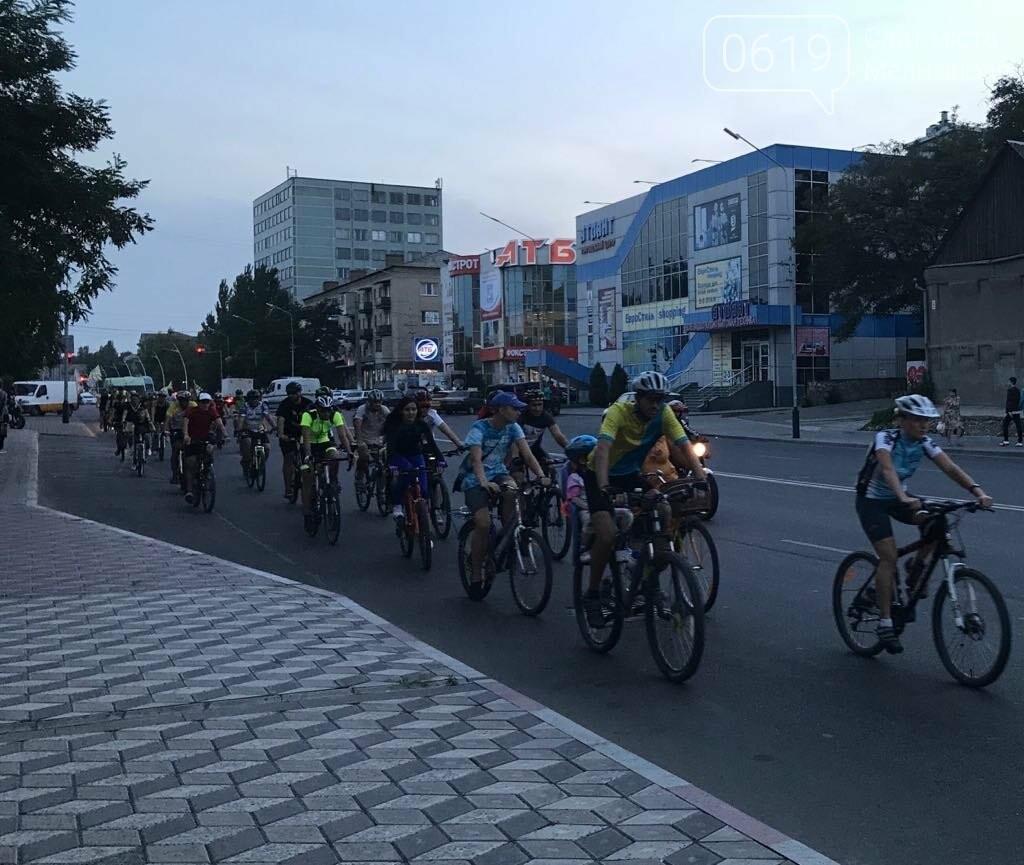 В Мелитополе состоялся необычный велопробег, фото-4