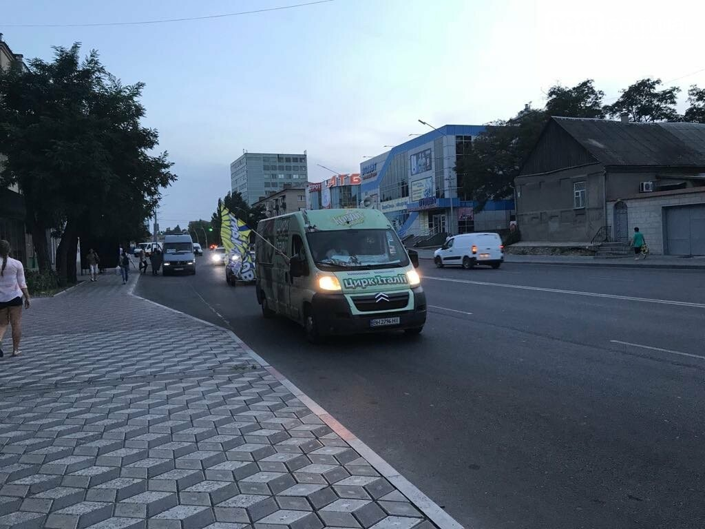 В Мелитополе состоялся необычный велопробег, фото-7