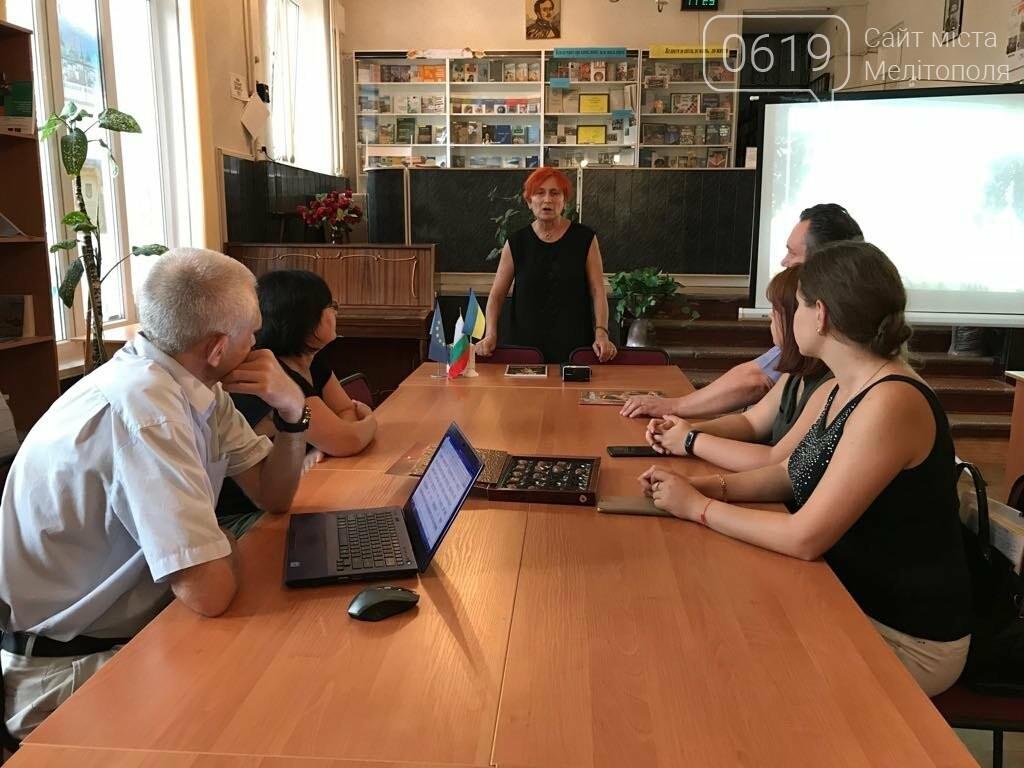 В Мелитополе отметили годовщину объединения Республики Болгария, фото-3