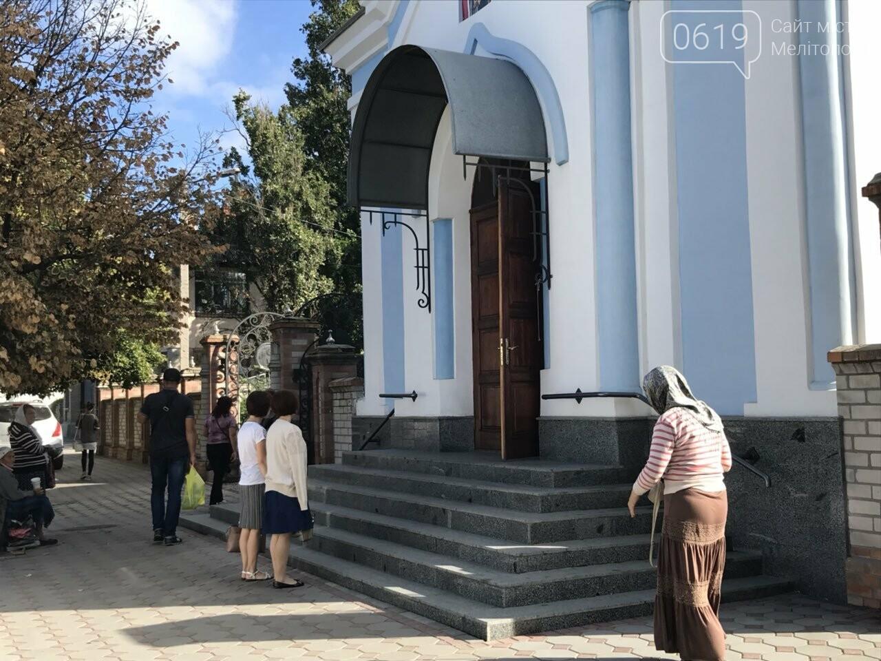 В Мелитополе отметили храмовый праздник в соборе Александра Невского, фото-1
