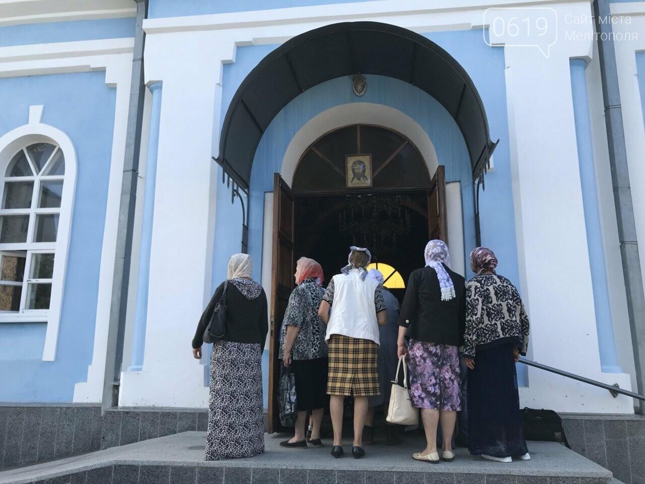 В Мелитополе отметили храмовый праздник в соборе Александра Невского, фото-2