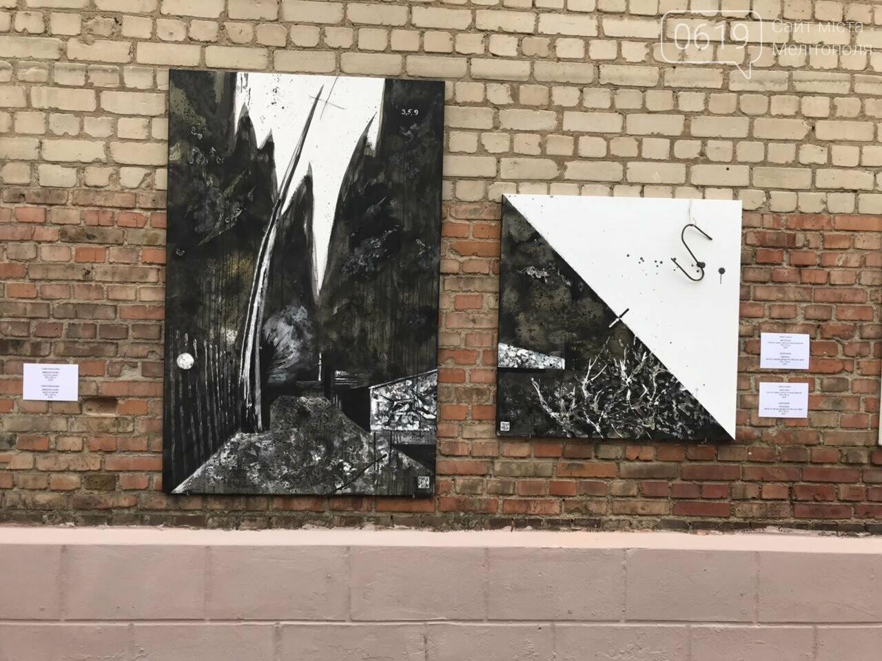 """""""Неошаманизм. Сила ритуала"""" - мелитопольцы первыми увидели выставку уникальных картин, фото-8"""