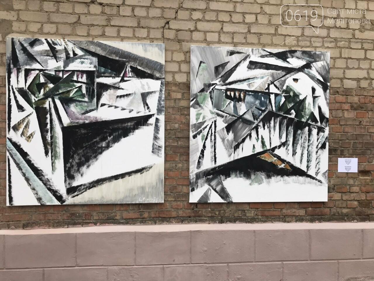 """""""Неошаманизм. Сила ритуала"""" - мелитопольцы первыми увидели выставку уникальных картин, фото-9"""
