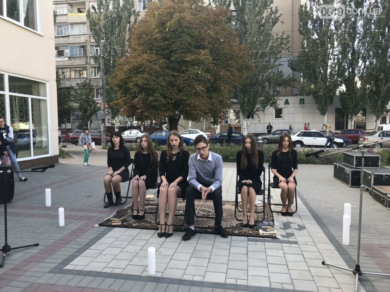 "В Мелитополе состоялось открытие молодежного центра ""People.ua"", фото-1"