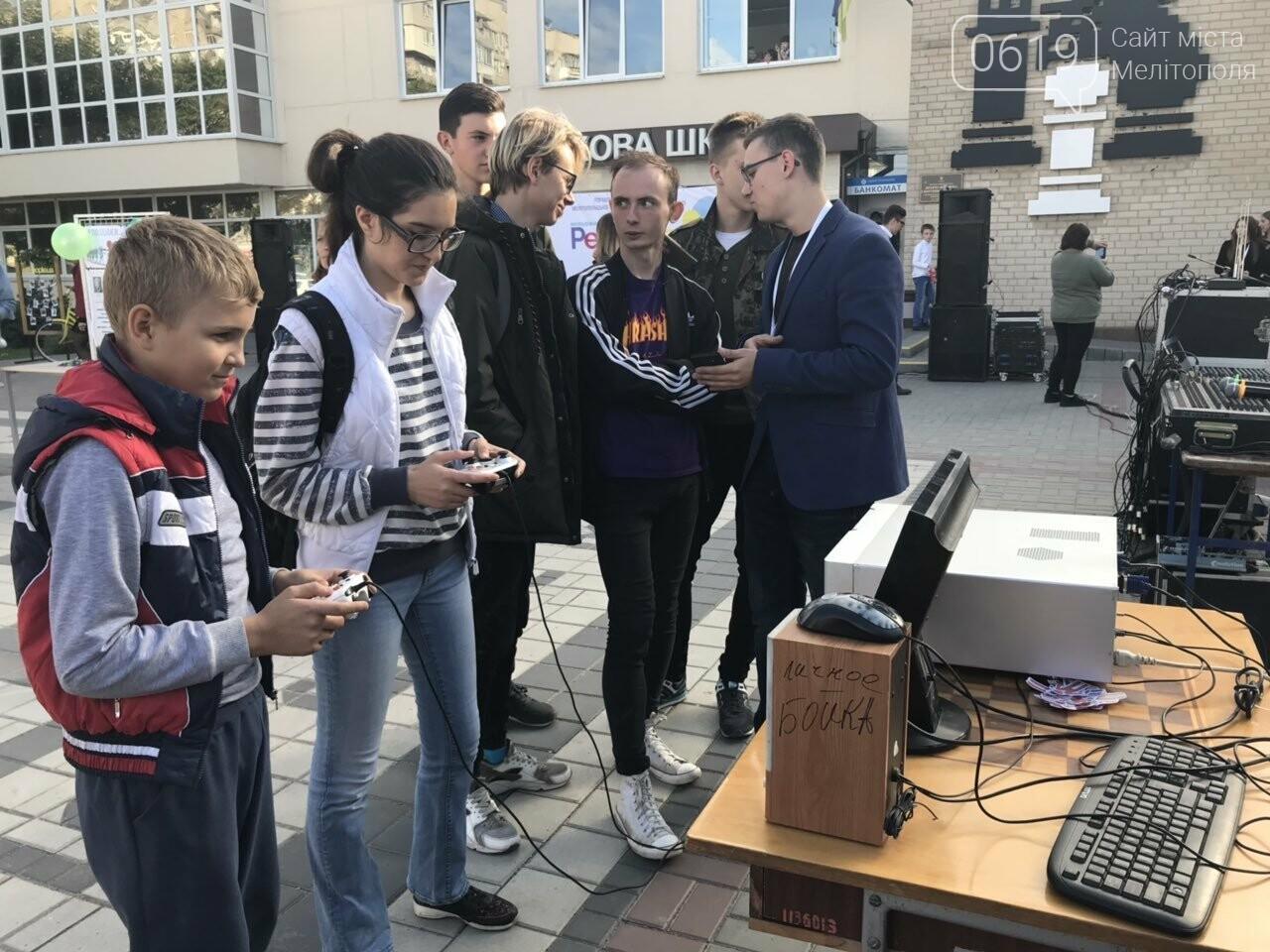 "В Мелитополе состоялось открытие молодежного центра ""People.ua"", фото-3"