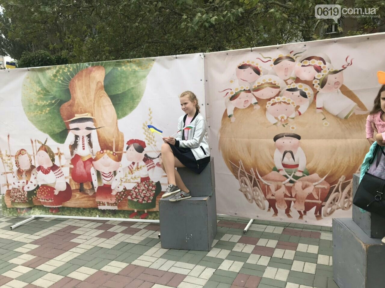 Вкусные блюда, яркие костюмы, выставки-ярмарки: в Мелитополе проходит фестиваль национальных культур, фото-9