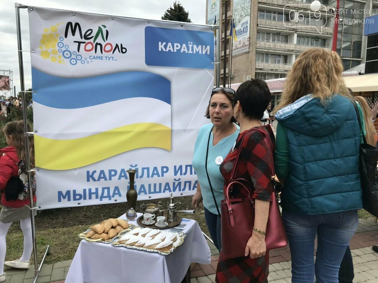 Вкусные блюда, яркие костюмы, выставки-ярмарки: в Мелитополе проходит фестиваль национальных культур, фото-17