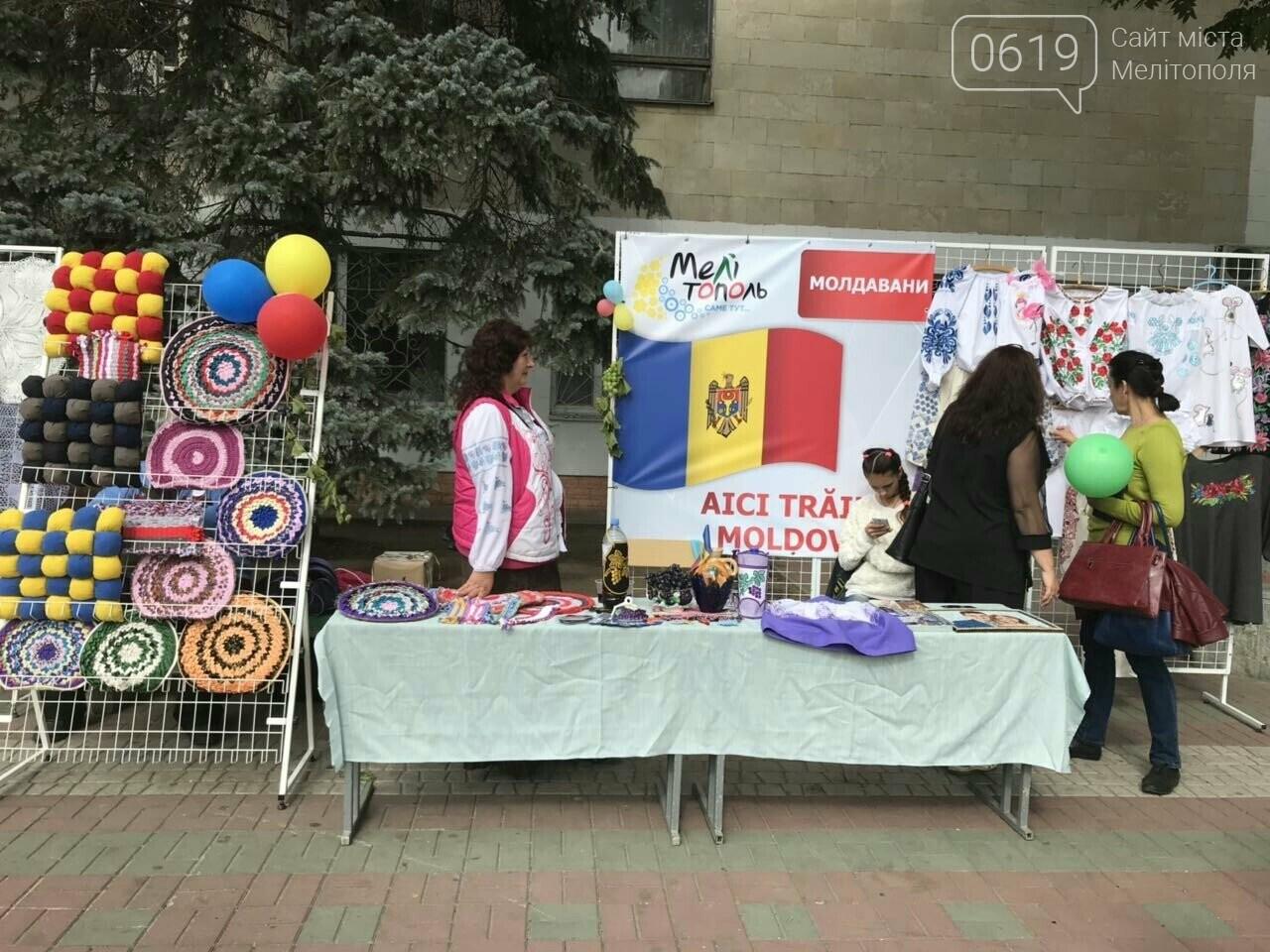 Вкусные блюда, яркие костюмы, выставки-ярмарки: в Мелитополе проходит фестиваль национальных культур, фото-20