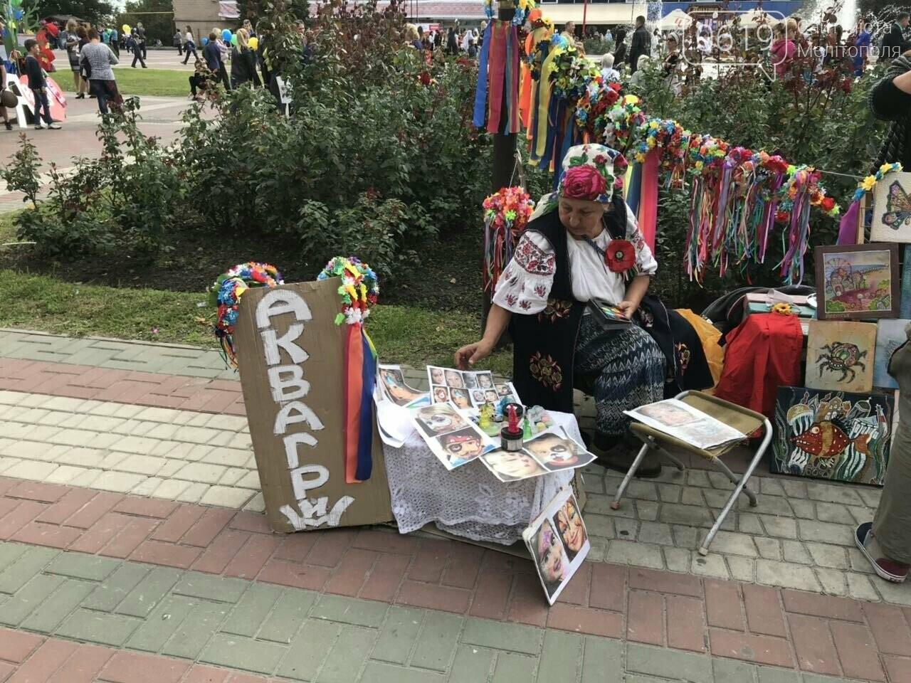 Вкусные блюда, яркие костюмы, выставки-ярмарки: в Мелитополе проходит фестиваль национальных культур, фото-16