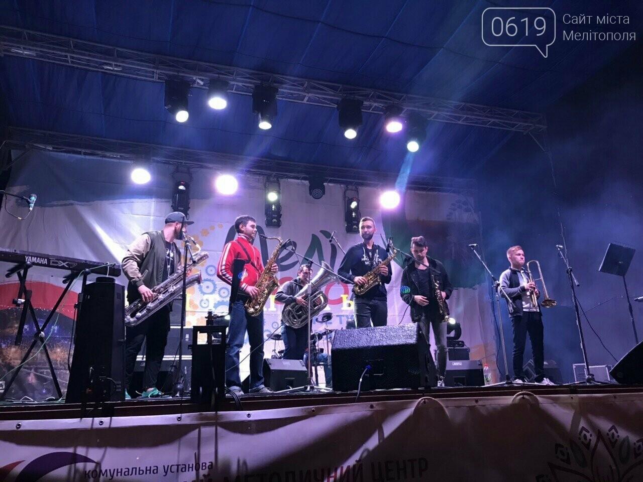 На площади Победы выступили мелитопольские музыканты, фото-7