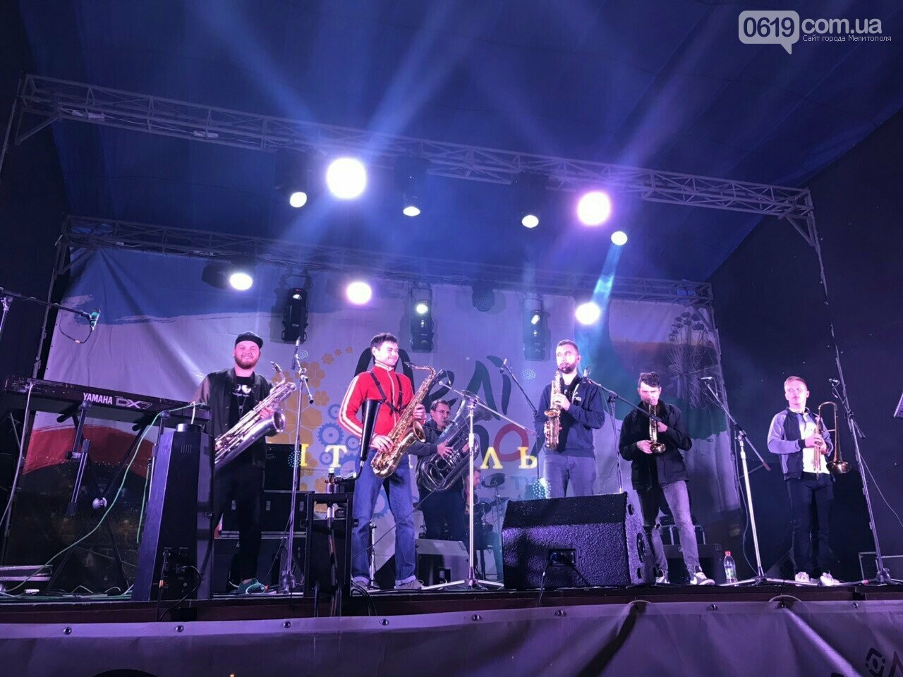 На площади Победы выступили мелитопольские музыканты, фото-8
