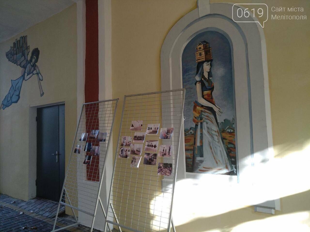 В мелитопольском музее появилась арка имени Александра Тышлера, фото-4