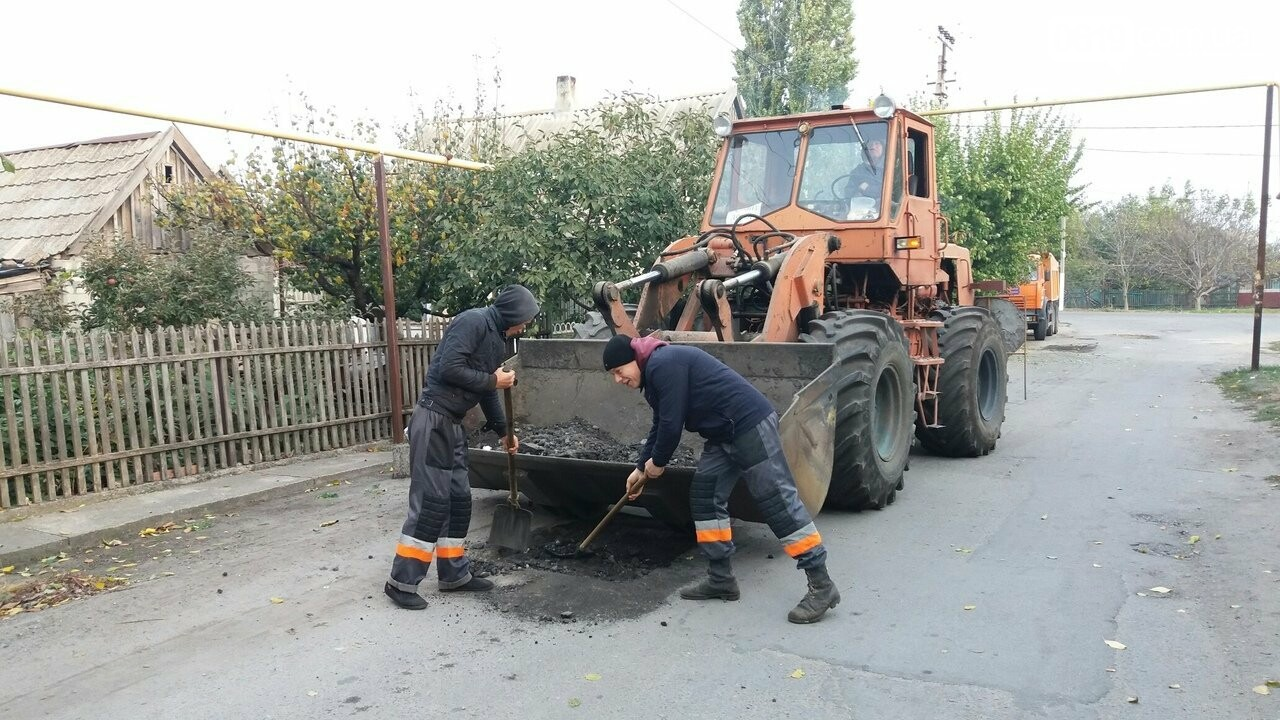 В Мелитополе отремонтируют дорогу к школе , фото-2, Фото сайта 0619