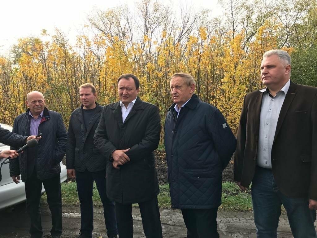 В Мелитопольском районе высадили 5 гектаров леса, фото-7