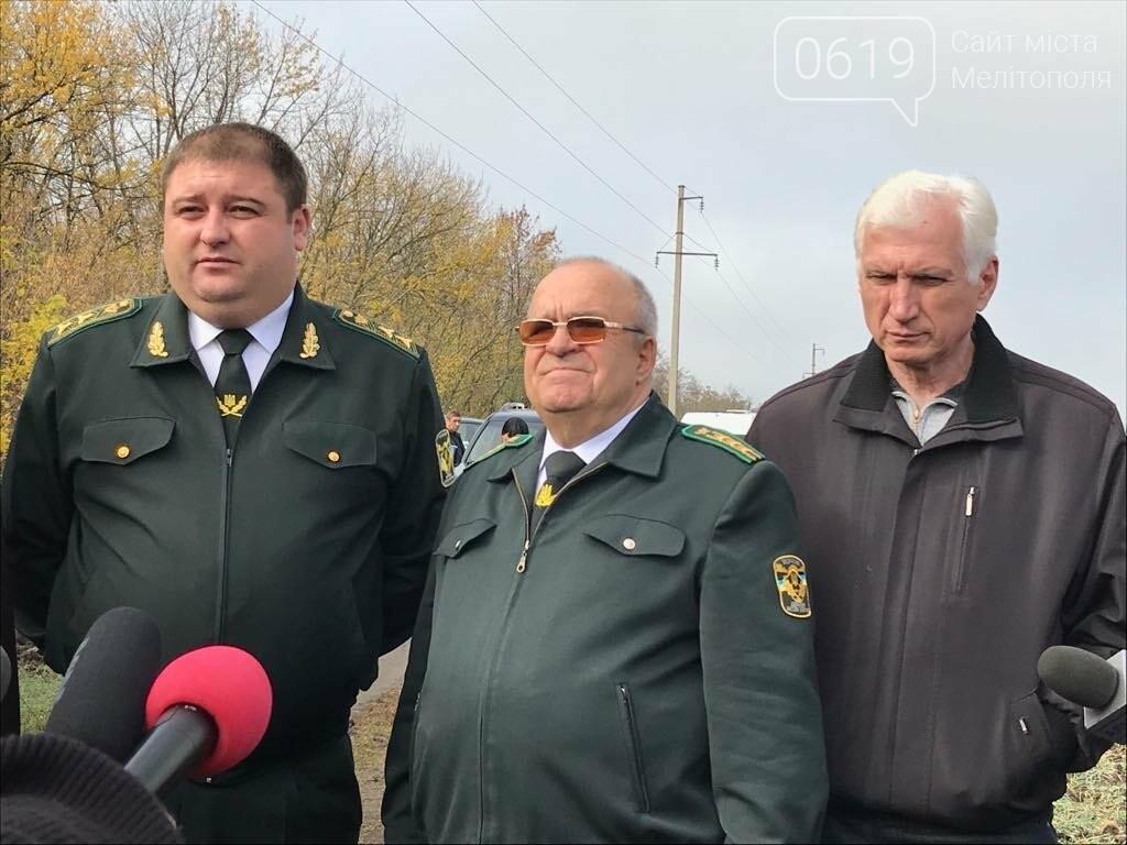 В Мелитопольском районе высадили 5 гектаров леса, фото-1