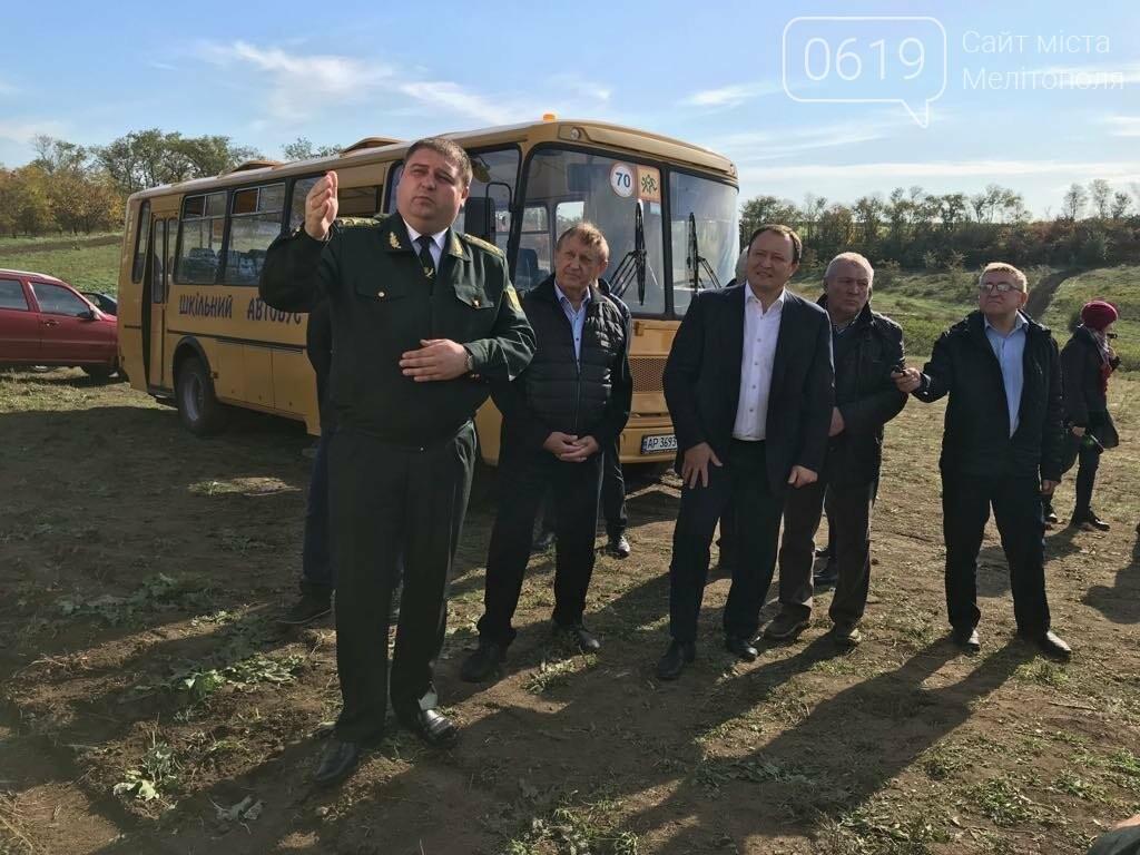 В Мелитопольском районе высадили 5 гектаров леса, фото-2