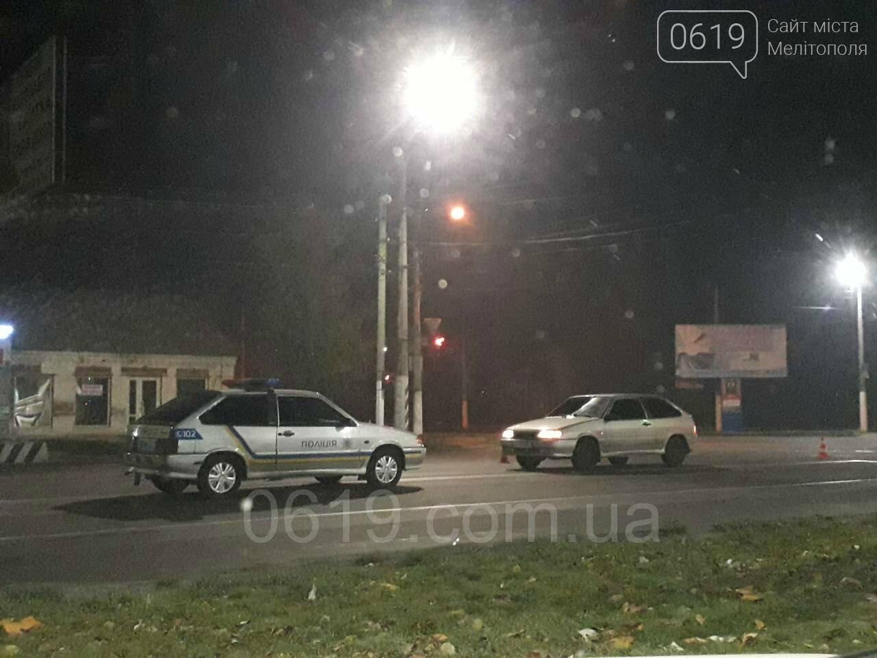 В Мелитополе на пешеходном переходе сбили человека, - ФОТО, фото-1