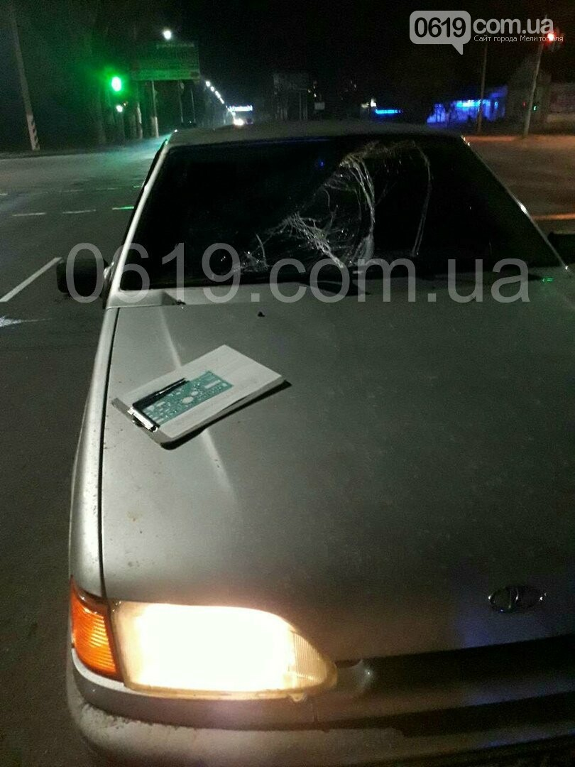 В Мелитополе на пешеходном переходе сбили человека, - ФОТО, фото-4