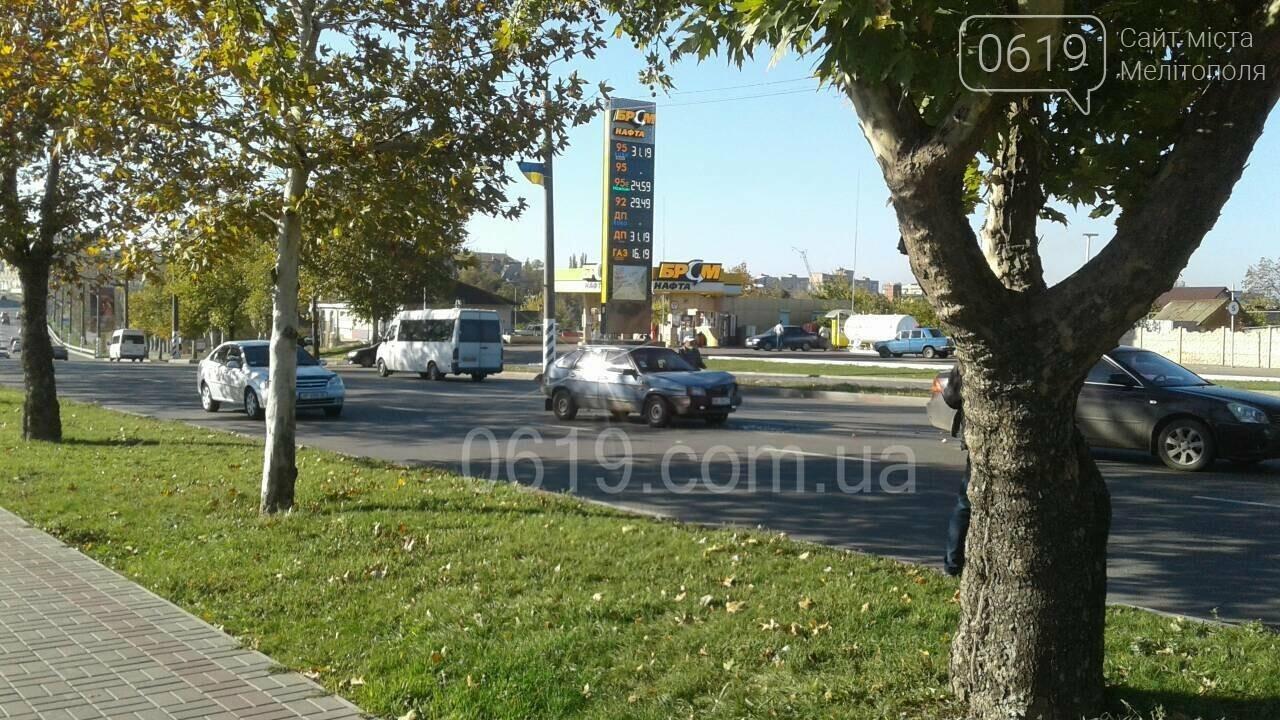 В Мелитополе произошло ДТП с участием трех автомобилей, - ФОТО, фото-5
